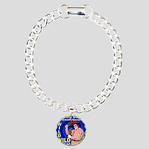 2-wesoly bolek Charm Bracelet, One Charm
