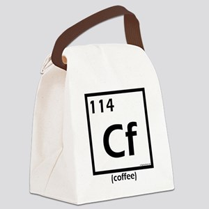 element114coffee Canvas Lunch Bag