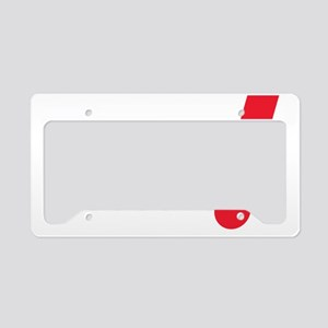 CIAO(BLK) License Plate Holder