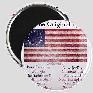 Original 13 Magnet