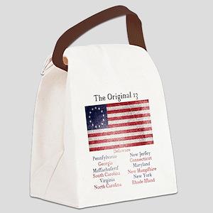 Original 13 Canvas Lunch Bag