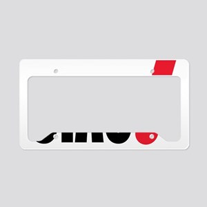 CIAO License Plate Holder