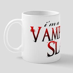 Im a Vampire Slayer Hat Mug