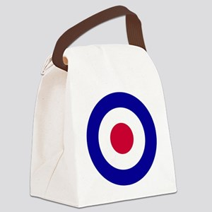 10x10-RAF_roundel Canvas Lunch Bag