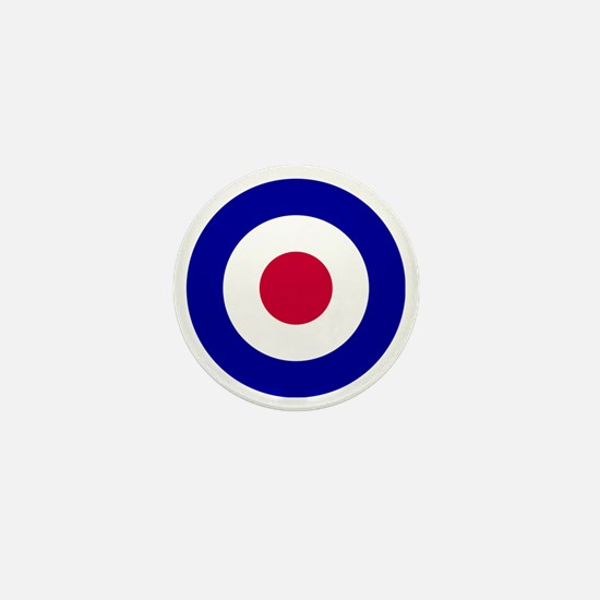 10x10-RAF_roundel Mini Button
