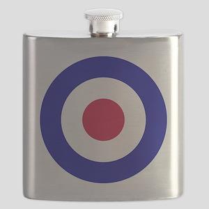 10x10-RAF_roundel Flask
