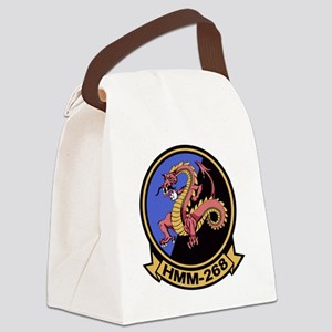 hmm268 Canvas Lunch Bag