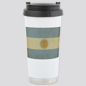 Vintageargentina_fl2 Stainless Steel Travel Mug