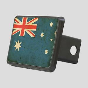 vintageAustralia5 Rectangular Hitch Cover