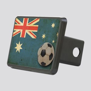 vintageAustralia6 Rectangular Hitch Cover