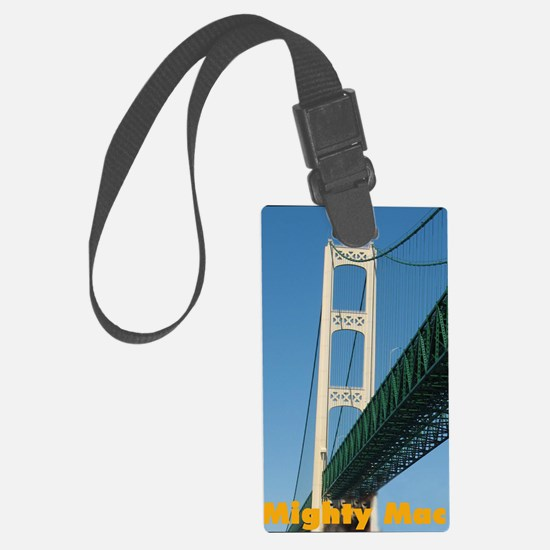 MightyMac Luggage Tag