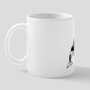 Whale Trainer dark Mug