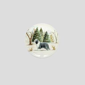 Beardie Mini Button