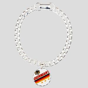 germany Charm Bracelet, One Charm