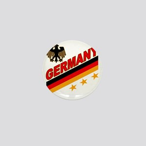 germany Mini Button