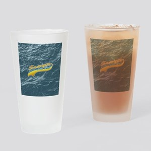 Sawyer_leaderOfThePack-darkButton Drinking Glass