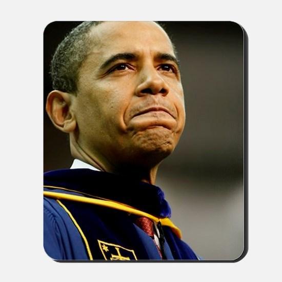 ART Grad Obama Mousepad