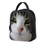 I See You Cat Neoprene Lunch Bag
