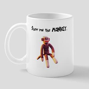Sock Monkey Items Mug