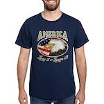 RETRO America- Love it or Leave it! Dark T-Shirt