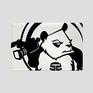 PandaSDCircle Rectangle Magnet