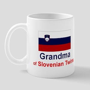 Slovenian Twins-Grandma Mug