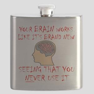 YourBrainWorksLikeItsBrandNew Flask