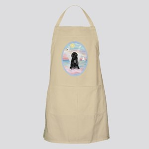 Heavenly Sea-Portuguese Water Dog #8 (1) Apron