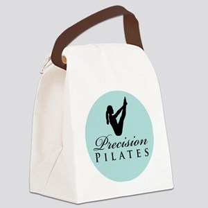 PPilates_WomensTank-FRONT Canvas Lunch Bag