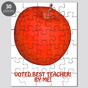Teacher Appreciation, Reognition Gifts Puzzle