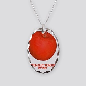 Teacher Appreciation, Reogniti Necklace Oval Charm