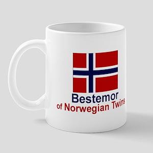 Norwegian Twins-Bestemor Mug