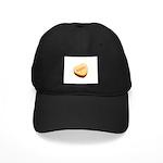 Curse Word Symbols on a Candy Heart Black Cap