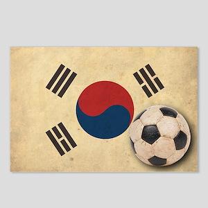 VintageKoreaFlag2 Postcards (Package of 8)