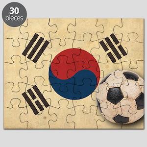 VintageKoreaFlag2 Puzzle