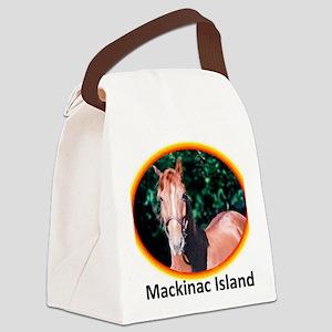 horsecafepress4 Canvas Lunch Bag