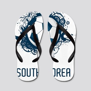 Korea Republic World Cup 3 Flip Flops