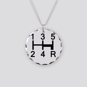 2-Stick It Necklace Circle Charm