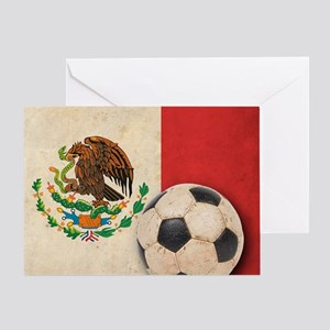 VintageMexico7 Greeting Card
