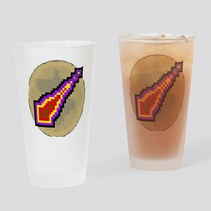 3-protect mage Drinking Glass