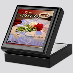 """Fidelity"" Rose Marriage Fine Art Gift Box"