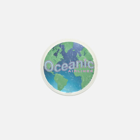 Oceanic Airline Weathered Mini Button