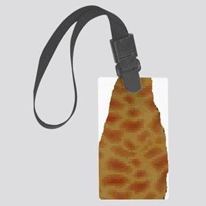 2-fire cape Large Luggage Tag