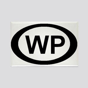 3-wp2 Rectangle Magnet