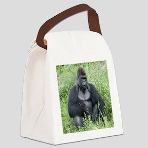 gorilla-cstr Canvas Lunch Bag