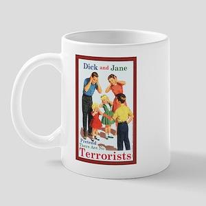 Dick and Jane - Mug