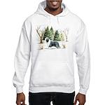 Beardie Hooded Sweatshirt