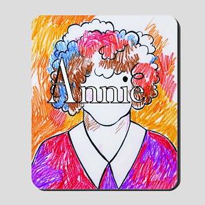 Annie(10X10) Mousepad