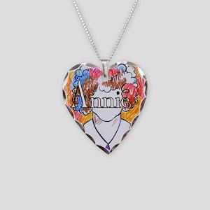 Annie(10X10) Necklace Heart Charm