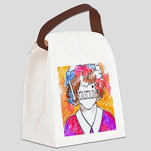Annie(10X10) Canvas Lunch Bag